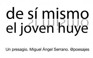 Versografía: Miguel Ángel Serrano